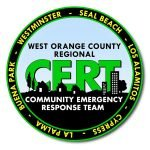 West County CERT - Serving the Western Orange County communities of Seal Beach, Cypress, Los Alamitos, La Palma, Buena Park, Westminster, and Rossmoor California
