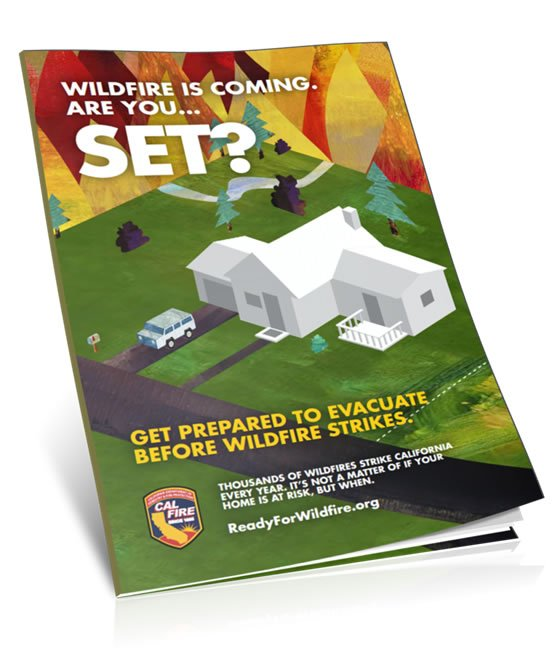 Wildfire Is Coming - Are you ready? CalFire & West Orange County CERT want you to be ready