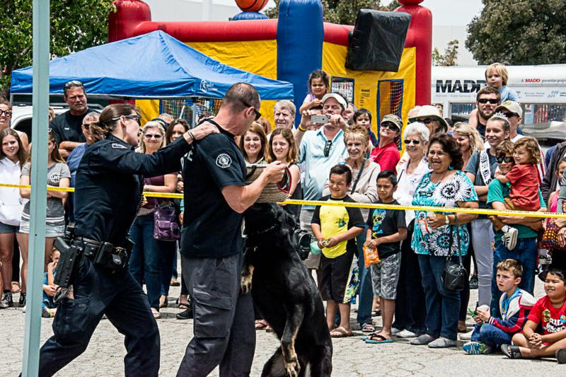 2017 Seal Beach PD Open House