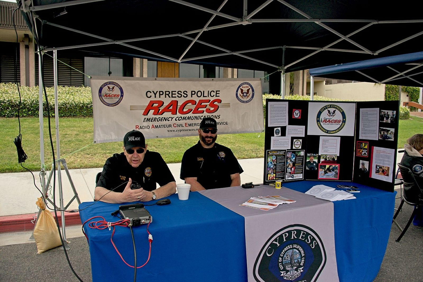 2018 Cypress Police Department Open House | West Orange County CERT