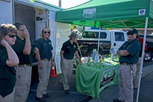 CERT Booth at Leisure World Expo Day
