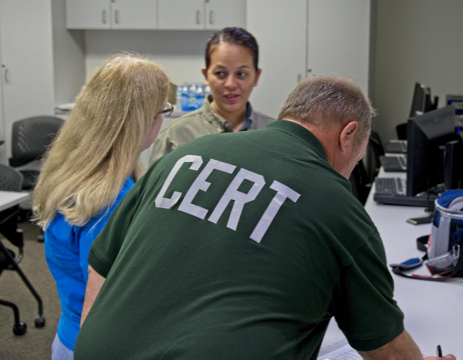 West Orange County CERT - October 2018 CMAP Class