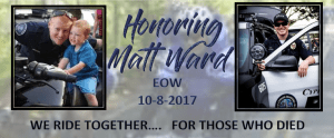 Honoring Matt Ward