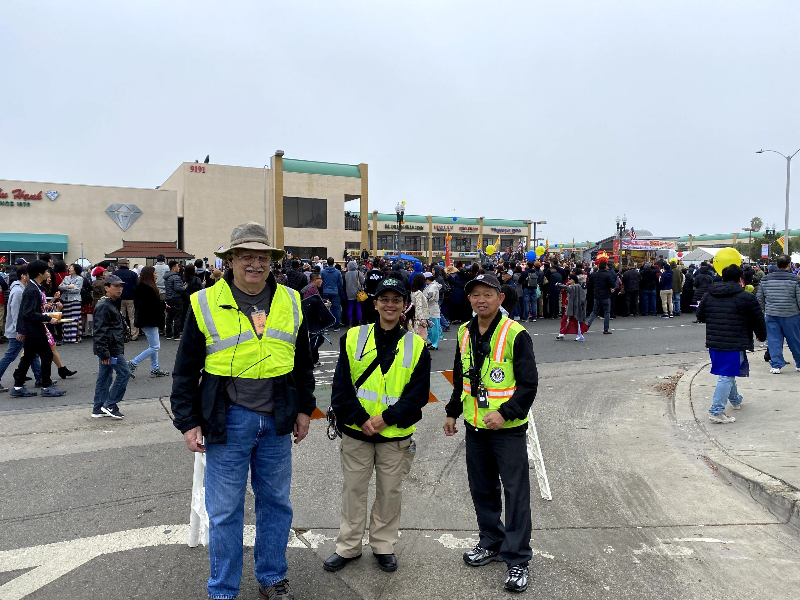 2020 Westminster TET Parade In Little Saigon