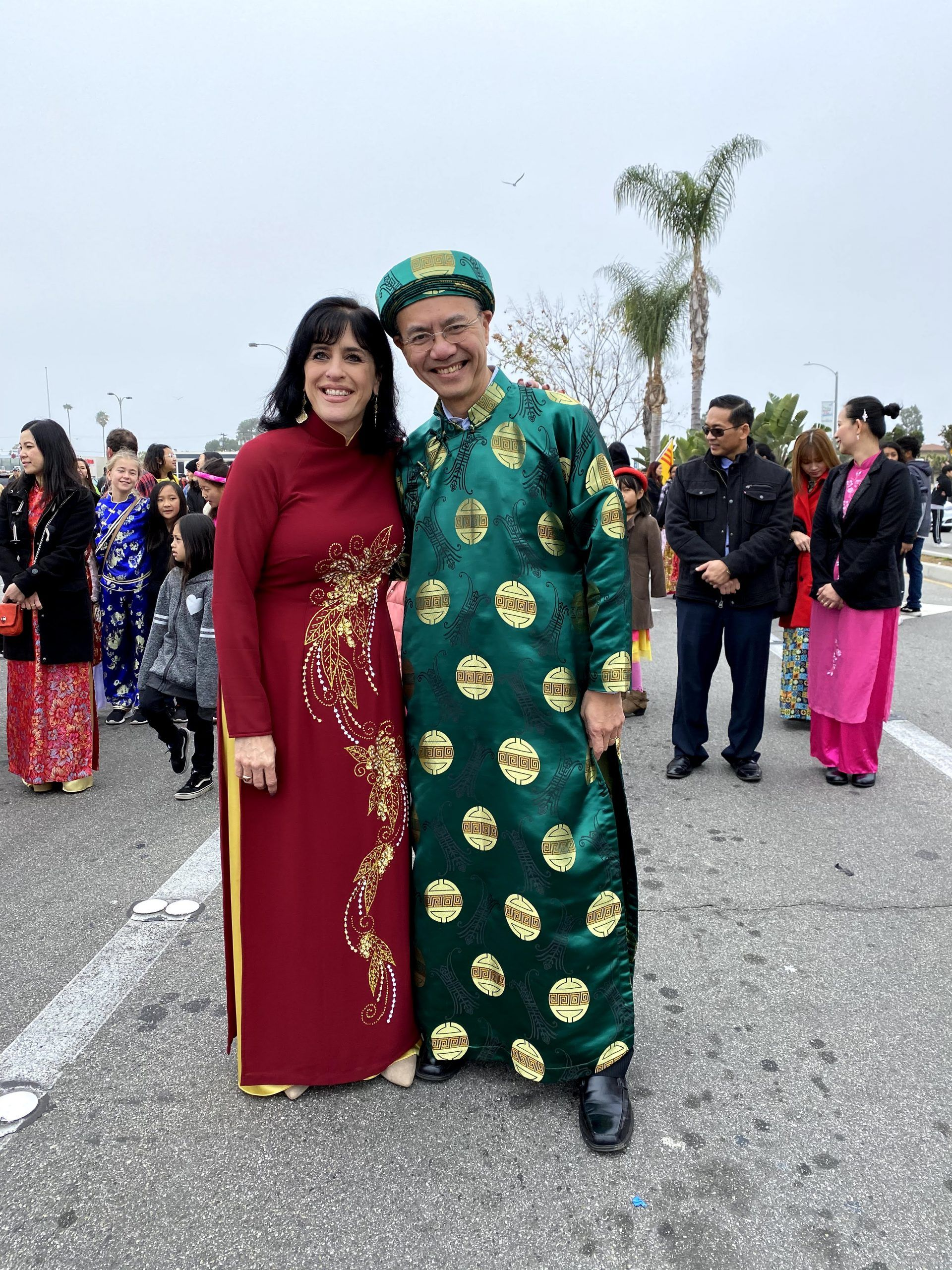 2020 Westminster TET Parade In Little Saigon