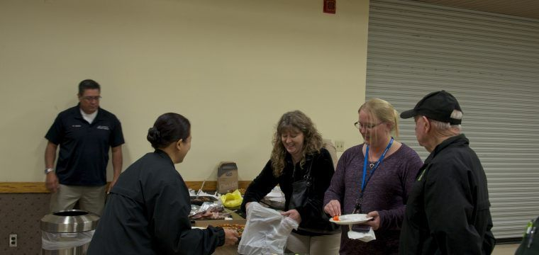 WOC CERT February Team Training & Pot Luck