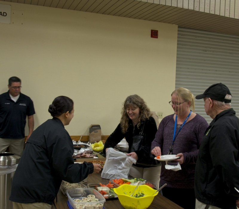 West Orange County CERT - Team Training & Potluck - February 2020